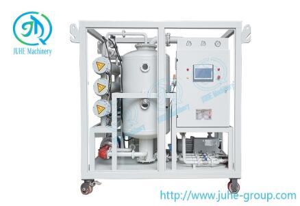 怎样确保真空滤油机的滤油质量更高?
